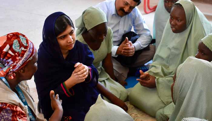 'ملالہ ڈے'