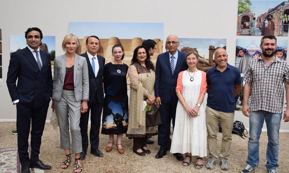 پیرس میں پاکستان کے سیاحتی مقامات کی تصویری نمائش