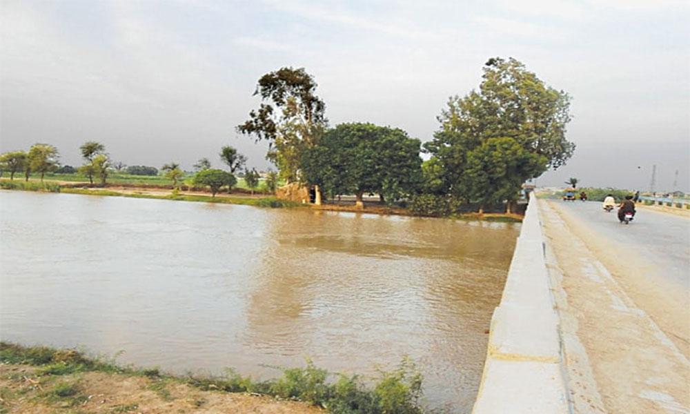 گھوٹکی: نہر سے خاتون کی لاش برآمد، 4 کی تلاش جاری