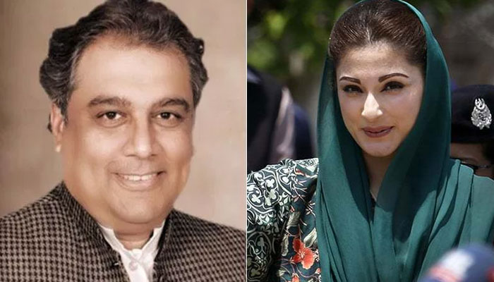 مریم نواز کے جواب علی زیدی کا ردعمل