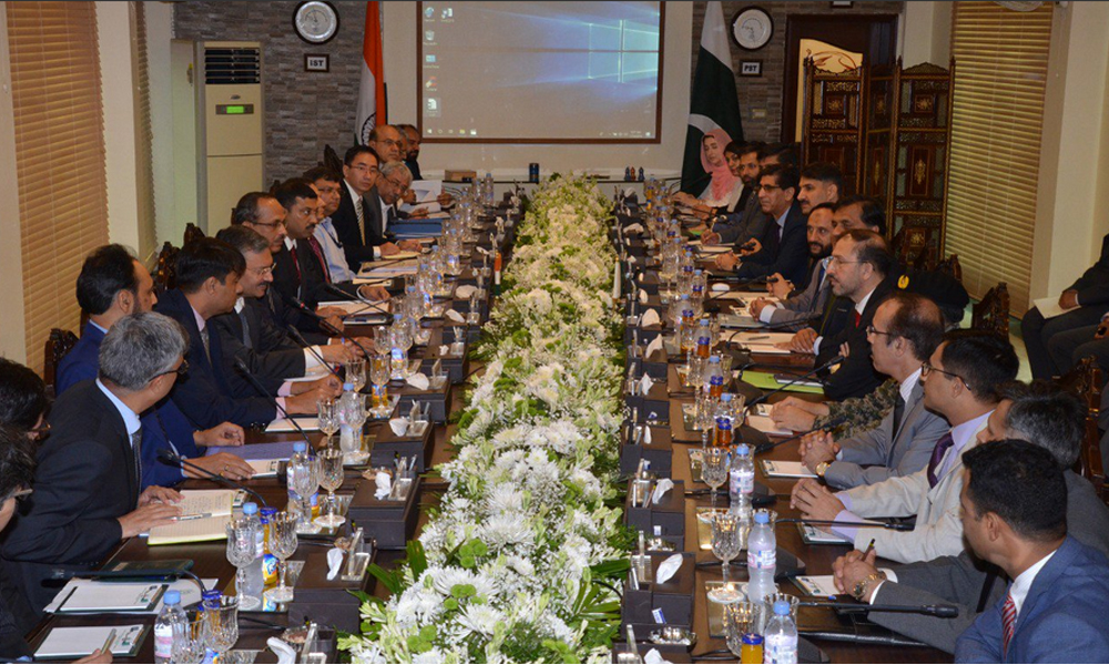 کرتار پور راہداری منصوبے پر پاک بھارت مذاکرات