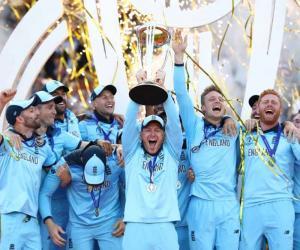 انگلینڈ کرکٹ کا نیا ورلڈ چیمپئن