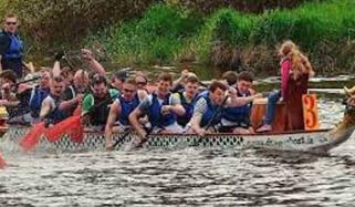 Dragon Boat Tournament Held In Vladivostok