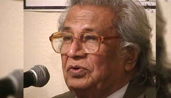 حمایت علی شاعر کینیڈا میں انتقال کر گئے