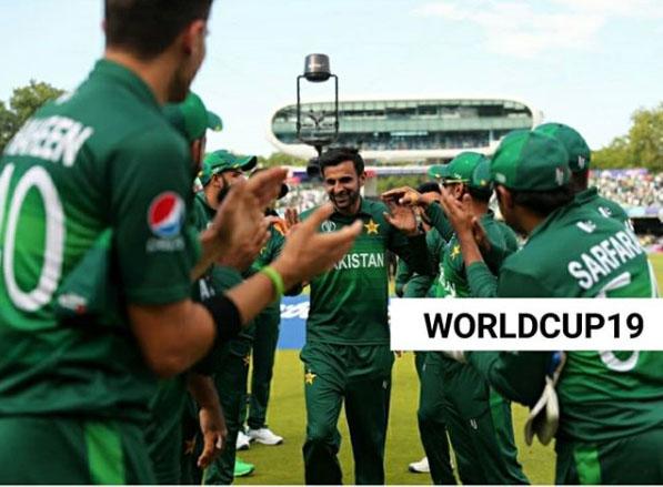 عالمی کرکٹ ورلڈ کپ کی جھلکیاں