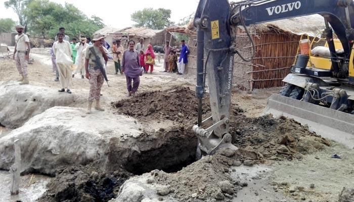 کراچی: رینجرز کی کارروائیاں، 5 ملزمان گرفتار