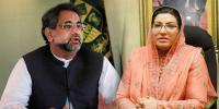 Firdous Ashiq Awan Tweets On Shahid Khaqan Abbasi