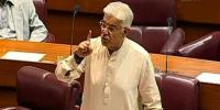 Khawaja Asif Criticises Pti Govt In National Assembly Session