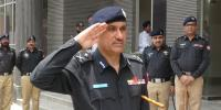 Karachi Police Chief Ghulam Nabi Memon Took Charge