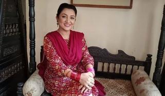 Nadia Afgan Talks About Politics