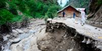 Situation Of Neelum Valley After Flood