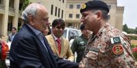 Federal Minister Of Interior Visits Rangers Headquarters Karachi