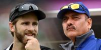 Indian Head Coach Ravi Shastri Praises Kane Williamson For Showing Remarkable Composure