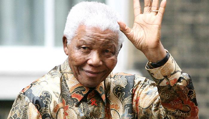 منڈیلا نے سیاہ فاموں کو حقوق دلانے کیلئےجیل کاٹی