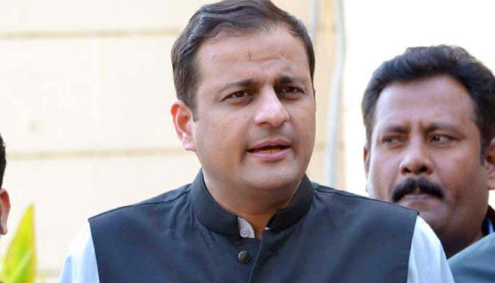 گورنر سندھ کی سیاسی سرگرمیاں غیرقانونی ہیں، مرتضیٰ وہاب