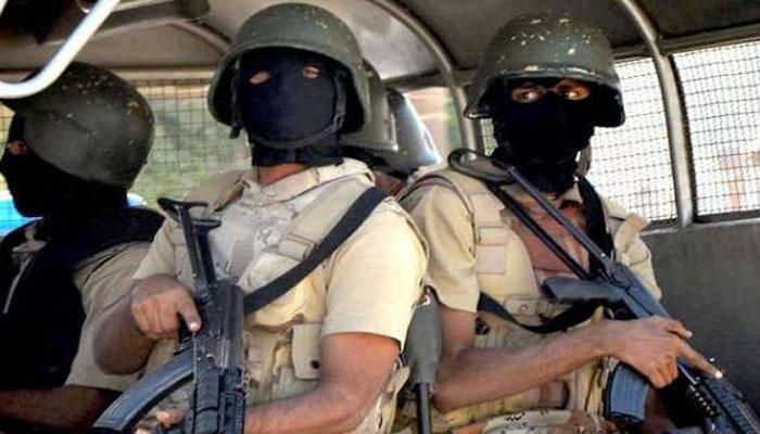 کراچی: رینجرز کی کارروائی، سات ملزمان گرفتار