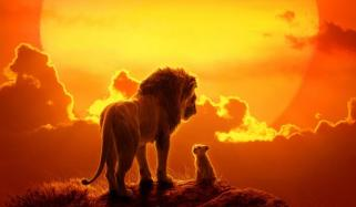 Hollywood Animated Drama Movie The Lion King Releasing On Friday