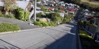 Worlds Steepest Street In Wales Uk Guinness Record