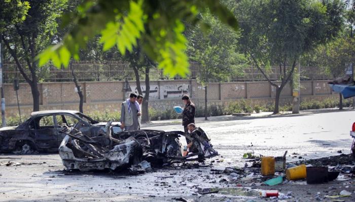 افغانستان: کابل میں دھماکا، 8 افراد ہلاک