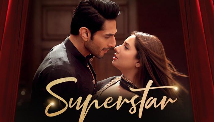 فلم 'سپرسٹار' کے ٹریلر نے بھارت میں بھی دھوم مچادی