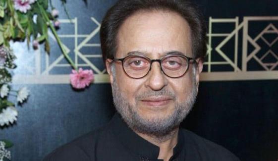 Veteran Film Star Nadeem Baig Celebrating 78th Birthday
