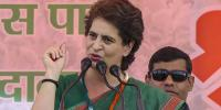 Priyanka Gandhi Under Arrested By Up Police