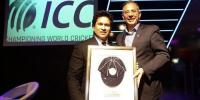 Sachin Tendulkars Name Included In The Icc Hall Of Fame