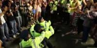 Australian Dancing Cops An Internet Hit Busting Moves On Baby Shark