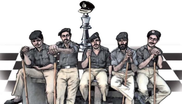 ''شہر پر چوروں کا راج'' قانون کی حکم رانی کہیں نظر نہیں آتی