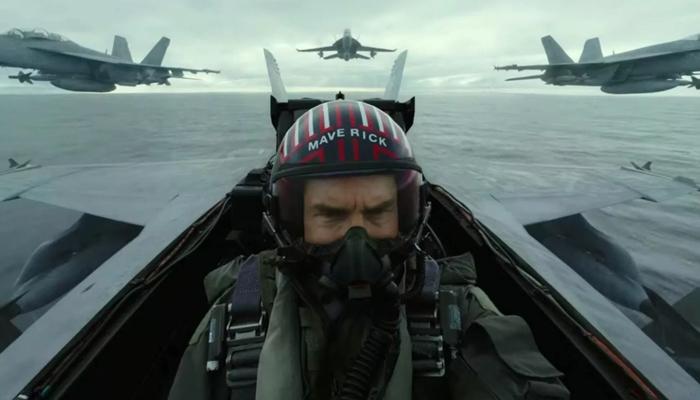 ٹام کروز پھر فائٹرپائلٹ کےروپ میں نظرآئینگے