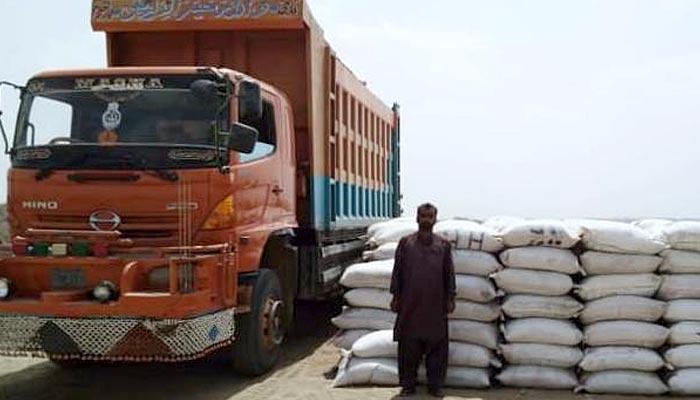 کراچی: رینجرز کی کارروائی، 2 منشیات فروش گرفتار