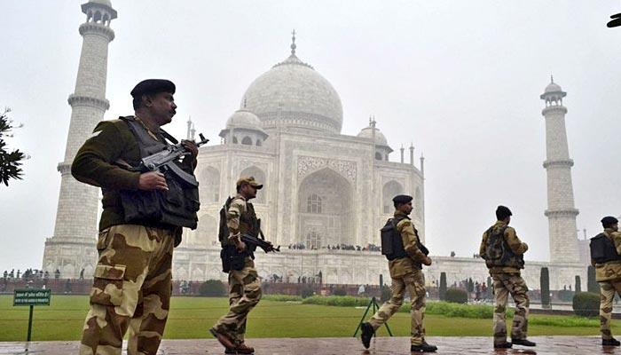 انتہاپسندوں کی تاج محل میں پوجا کی دھمکی