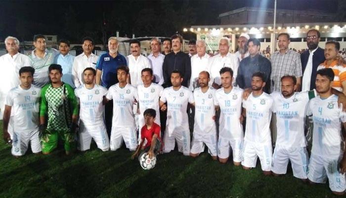 نیشنل چیلنج کپ کا پہلی بار کے پی کے میں انعقادخوش آئند ہے، شوکت یوسف زئی