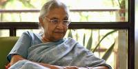 Sheila Dikshit Three Time Delhi Cm Passes Away
