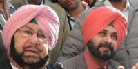Punjab Cm Amarinder Singh Accepts Navjot Sidhus Resignation