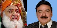 Maulana Fazlur Rehmans Response On Sheikh Rasheeds Statement