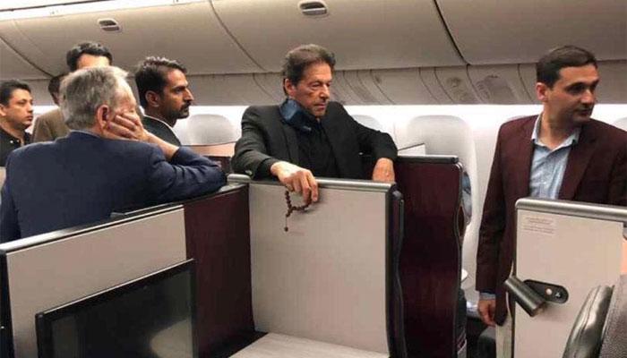 وزیر اعظم 3 روزہ دورے پر امریکا پہنچ گئے