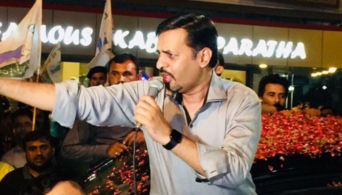 سندھ حکومت 18ویں ترمیم کیخلاف سازش کر رہی ہے، مصطفیٰ کمال