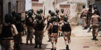 Karachi Rangers Arrested Four Culprits From Different Areas