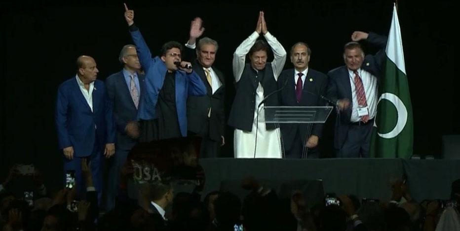 پاکستان کو تبدیل ہوتا دیکھیں گے، عمران خان