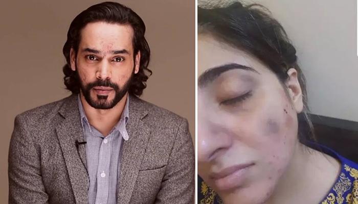 گوہر رشید نے بھی محسن عباس حیدر کے خلاف بول پڑے