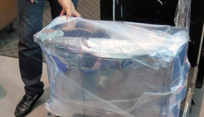 ایئرپورٹس پر سامان کی پلاسٹک ریپنگ کا حکم نامہ منسوخ