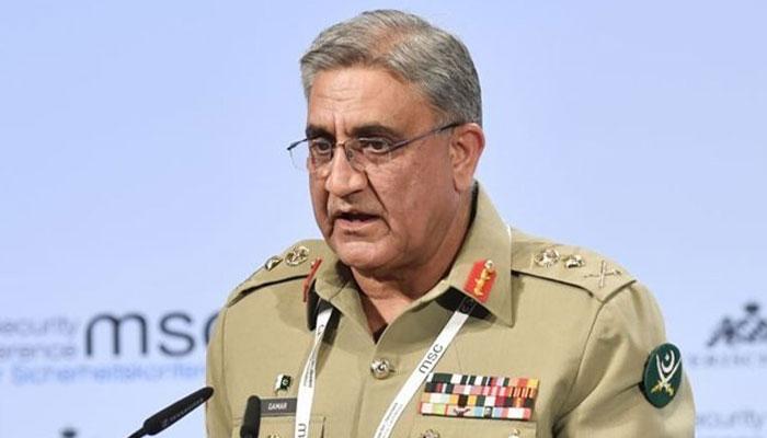 آرمی چیف وائٹ ہاؤس میٹنگ شریک ہوں گے،میجر جنرل آصف غفور