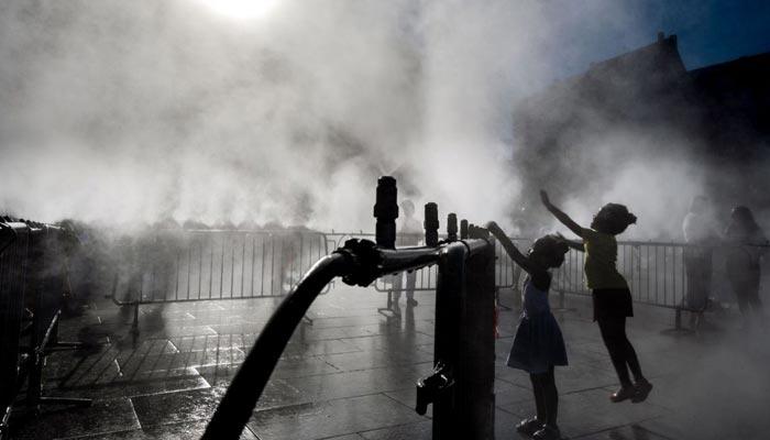 یورپ بھر میں شدید گرمی کی لہر