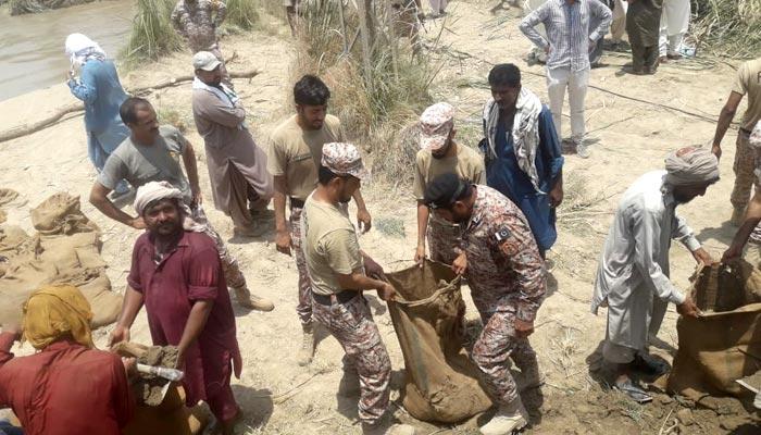 کراچی: رینجرز نے 6 ملزمان کو گرفتار کرلیا