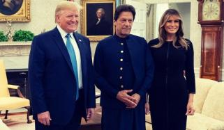 Great To Have Prime Minister Imran Khan Melania Trump