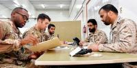 Saudi Us Joint Military Exercise Continues