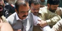Court Rejects Rana Sanaullahs Petition To Have Home Cooked Food In Jail