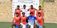Leisure Leagues Football Balochistans Final Round Completed