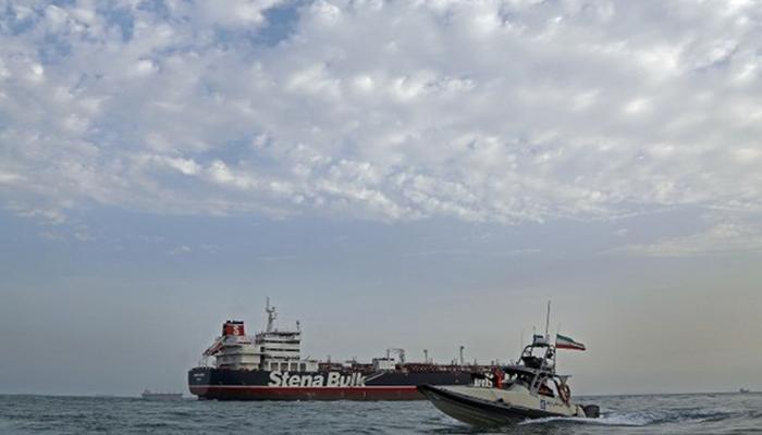 ایران نے برطانوی جہاز کے خلاف تحقیقات شروع کردیں